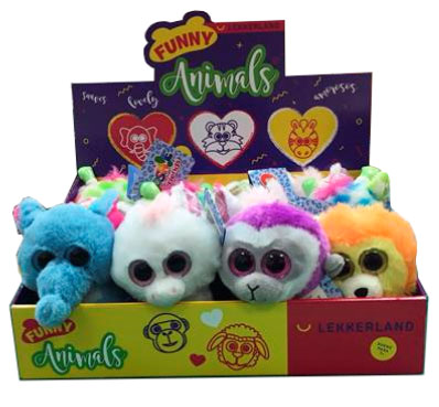 Peluches Funny Animals
