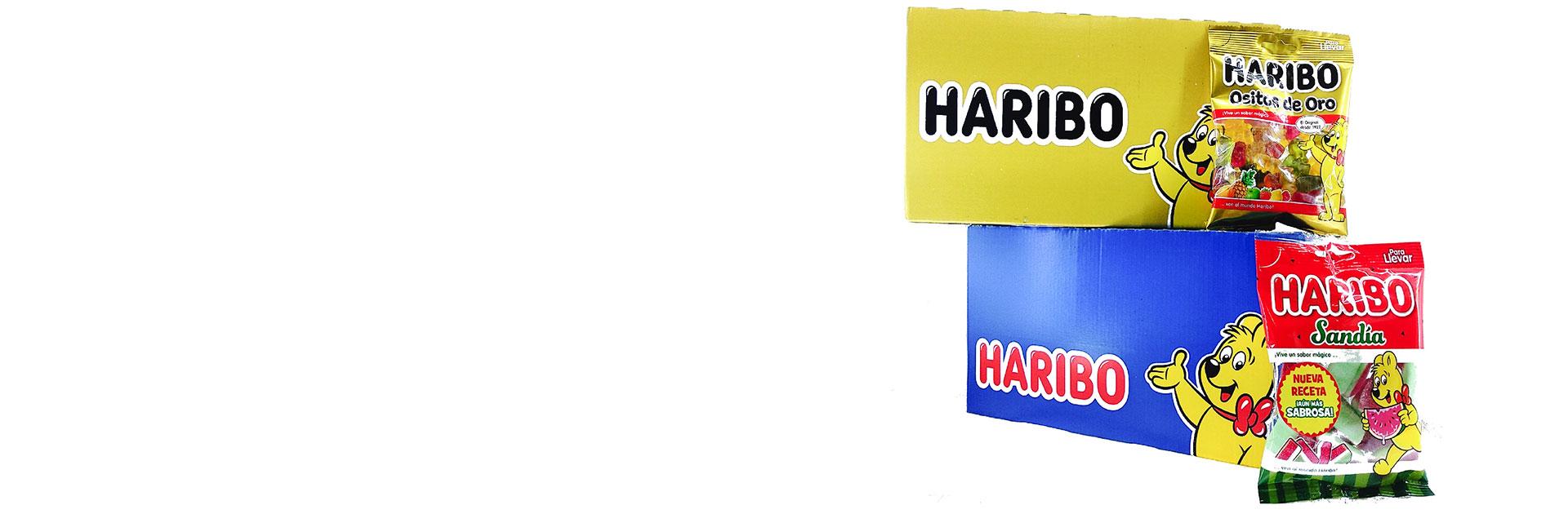 Oferta Haribo